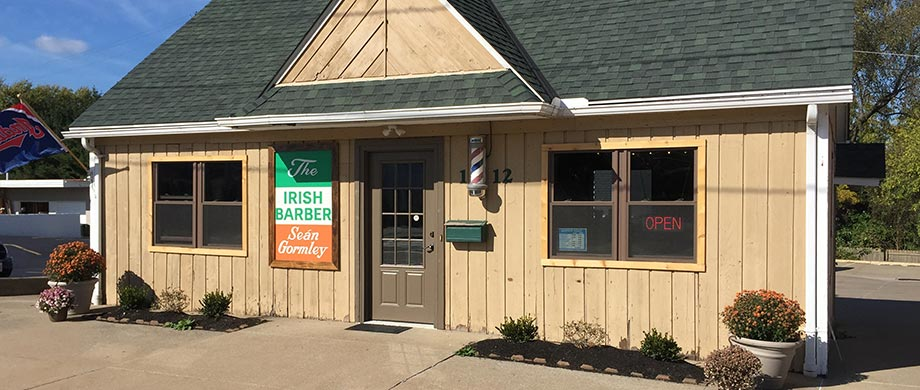 Irish Barber Shop and Irish Corner Pub